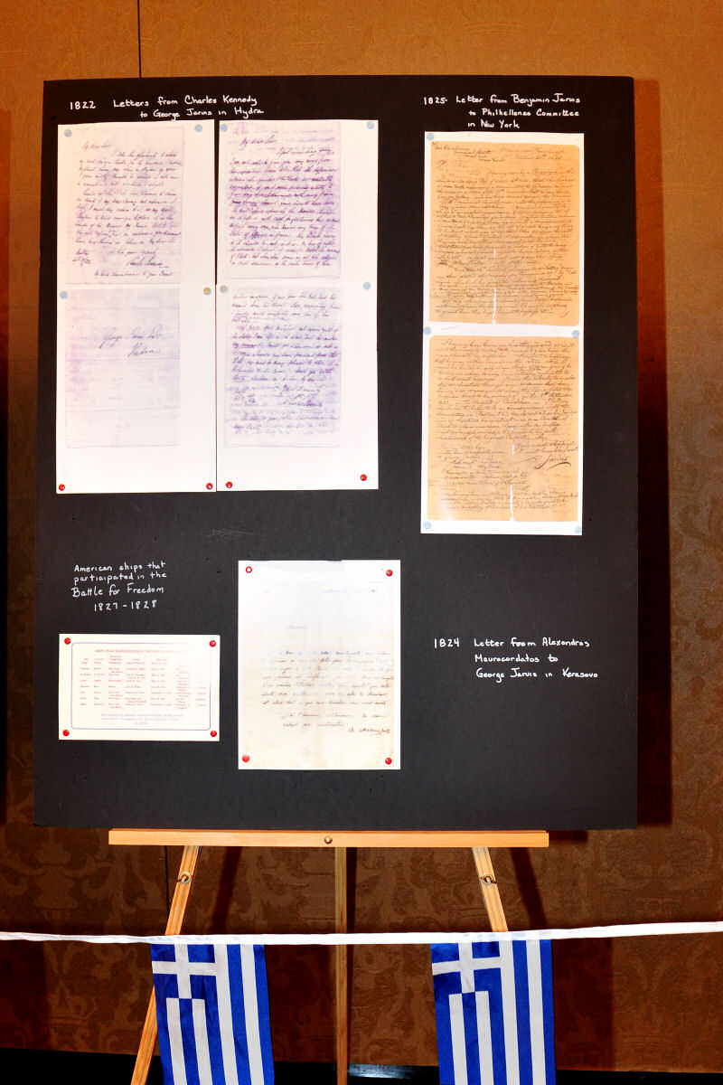 2019 Historical documents on display