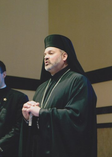 Bishop Dimitrios of Mokissos